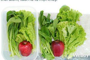 Bất ngờ với thử thách của hộp bảo quản thực phẩm Tupperware
