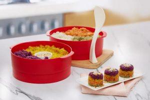 Sử dụng đồ gia dụng nhà bếp thông minh Tupperware giúp ngày tết nhàn tênh